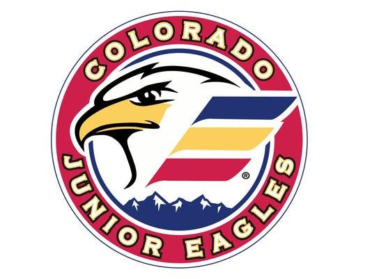 Colorado Junior Eagles logo