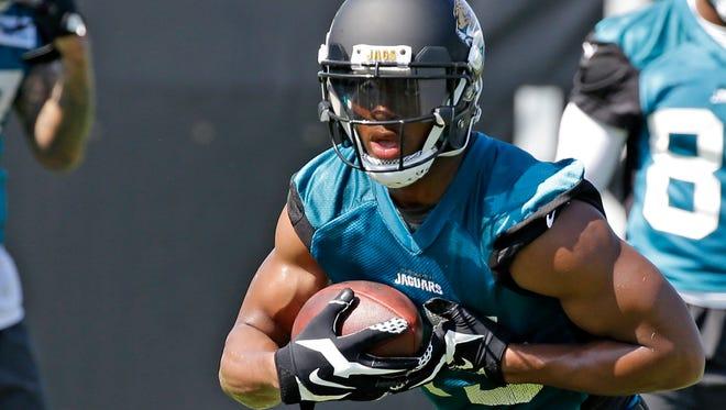 Jacksonville Jaguars wide receiver Allen Robinson.