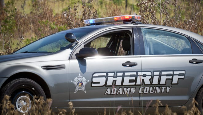 Adams County squad car