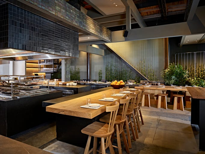 Japanese restaurant INKO NITO opened in Downtown Los