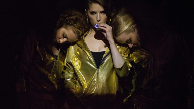 'Pitch Perfect 2,' starring Anna Kendrick, was No. 1 at the box office in its first weekend.
