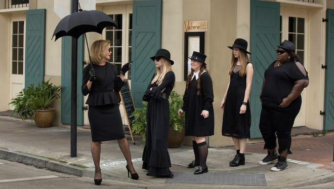 Our favorite coven is making a comeback.
