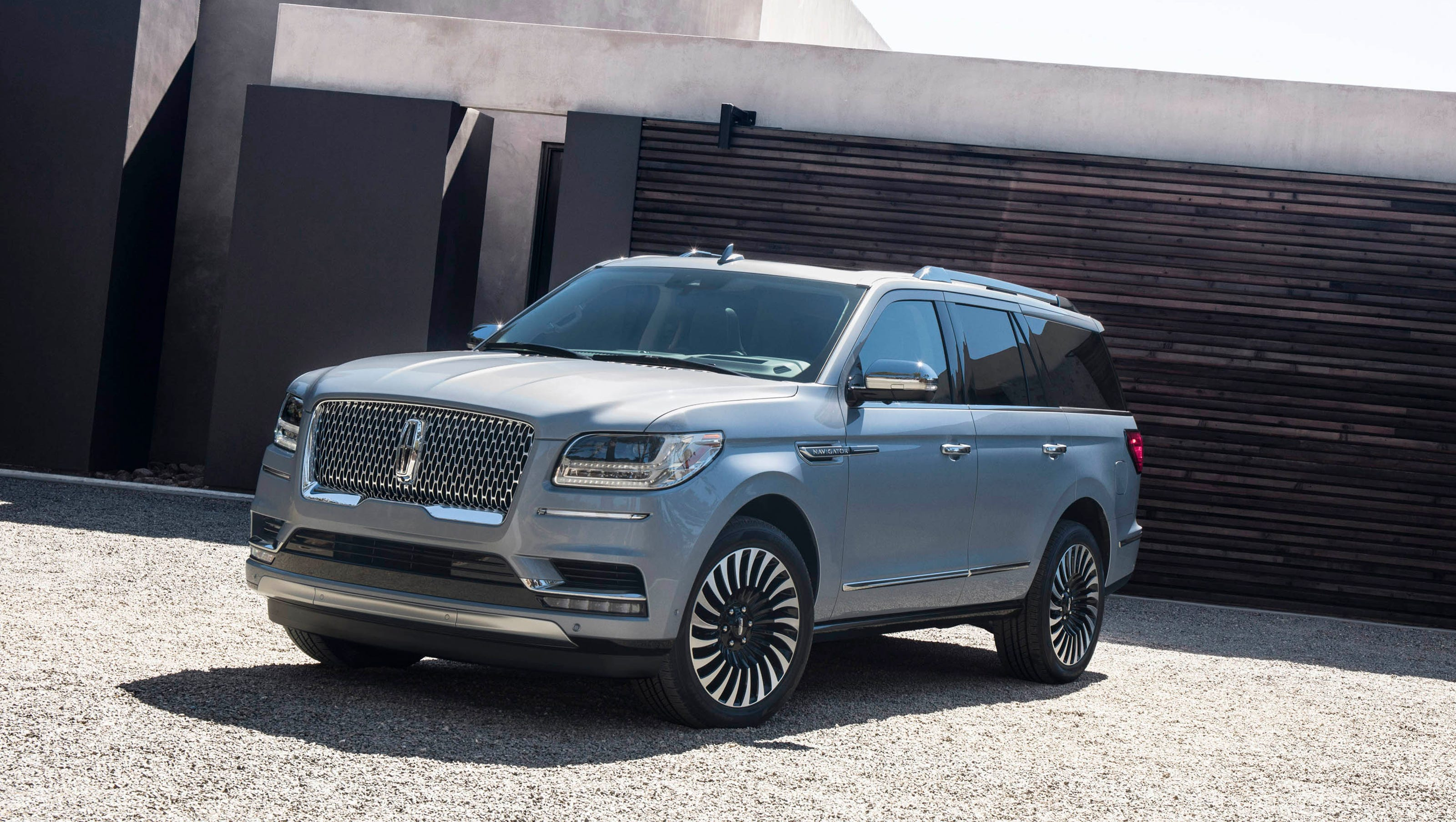 Lincoln Navigator Gets First Redesign In A Decade