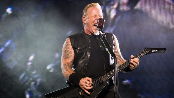 Heavy metal band Metallica is coming to the Denny Sanford Premier Center.