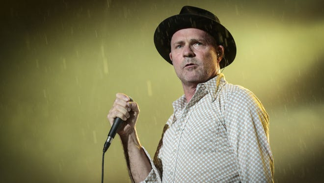 Tragically Hip singer Gord Downie has died at 53.