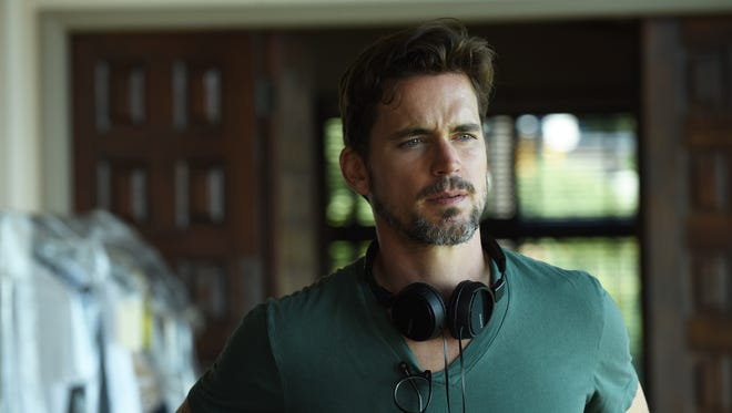 Actor Matt Bomer goes behind the camera for Wednesday's episode of 'The Assassination of Gianni Versace: American Crime Story,' his first directing assignment.