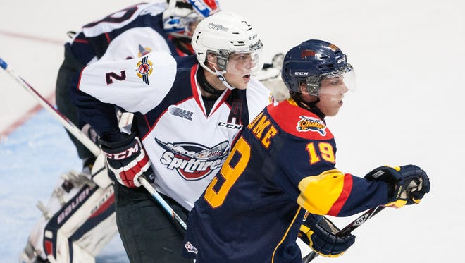 Erie Otter center Dylan Strome, Ryan's younger brother, is off to a good start in the Ontario Hockey League.