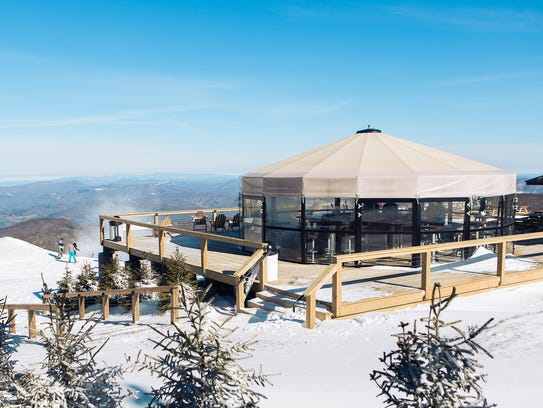 Beech Mountain Resort, the highest ski area east of