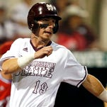 Mississippi State continues hot hitting against Memphis