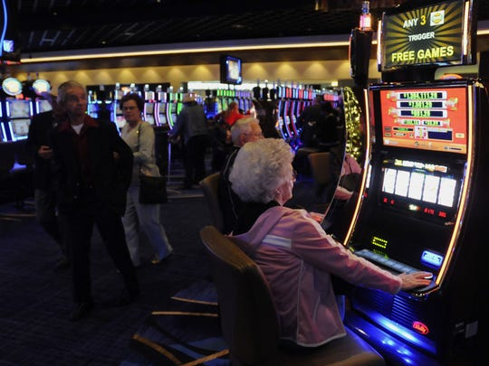 Wind Creek Casino in Wetumpka is one of three owned by the Poarch Creek Indians in Alabama.