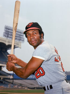 Frank Robinson's early years in Baltimore were not easy.