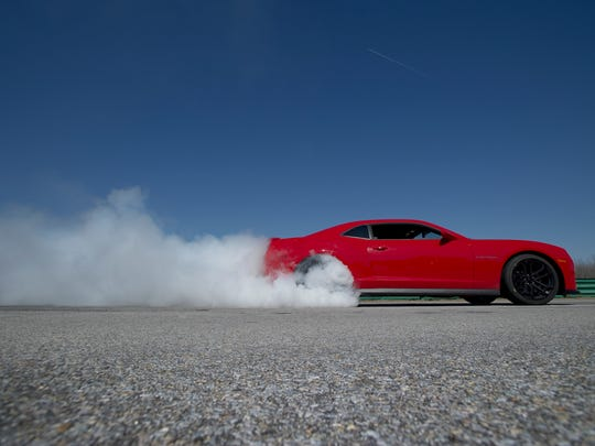 With supercar levels of power and technology, the Chevrolet Camaro ZL1 coupe delivers exceptional, all-around performance at the drag strip, the road course and as a daily driver.