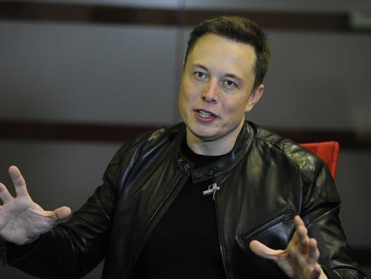 Elon Musk: Nukes can make Mars more like Earth
