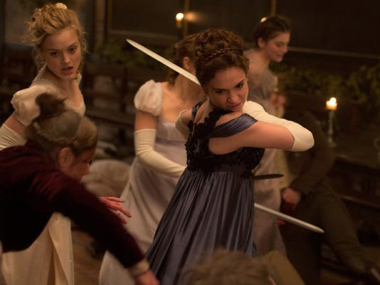 'Pride and Prejudice and Zombies' review