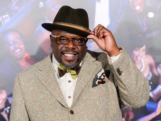 "Cedric The Entertainer attends the premiere of ""Top Five"" at the Ziegfeld Theatre on Wednesday, Dec. 3, 2014, in New York. (Photo by Evan Agostini/Invision/AP)"