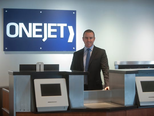 New regional airline company OneJet made its debut