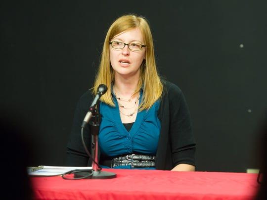 Dr. Christie Maloyed, UL Professor serves as panelist
