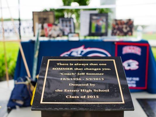 Estero stadium honors Sommer