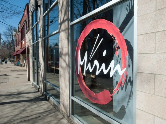 Mirin, a new Asian restaurant at 2013 Frankfort Ave, 16 March 2017