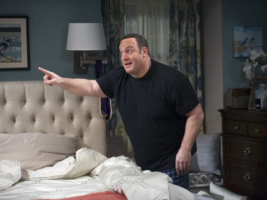 'Kevin Can Wait,' starring Kevin James, will also be