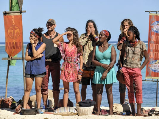 """Mana tribe on """"Survivor: Game Changers"""""""