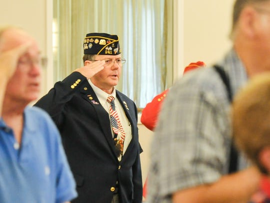 53rd Annual memorial Day Trubute at Walters Funeral