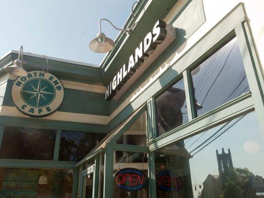 North End Cafe Highlands