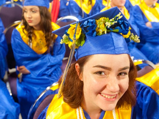 Louisville High School Graduation Photo Galleries