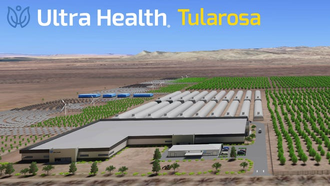 Ultra Health, New Mexico's number one cannabis company, acquired 200 acres of farmland in Otero County to support the state's growing medical cannabis program. At over 8.7 million square feet, the campus will be the largest cannabis cultivation facility in North America.