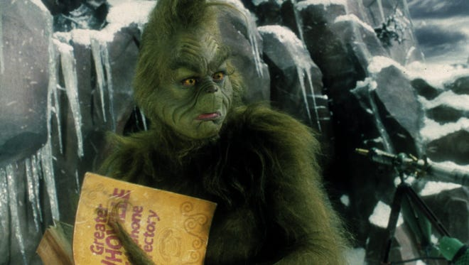 DR SUESS' HOW THE GRINCH STOLE CHRISTMAS