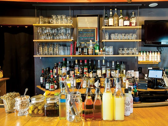 The bar has been part of the craft cocktail movement