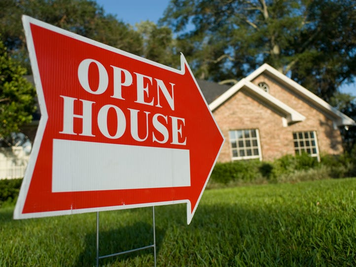 It is a busy time of year in the real estate market,