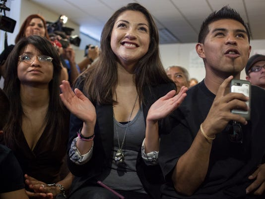 How 'dreamers' celebrated DACA in 2012