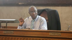 City Council Member Charlie Winburn has been questioning