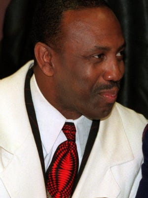 Bishop Wayne T. Jackson, of Great Faith Ministries in Detroit.