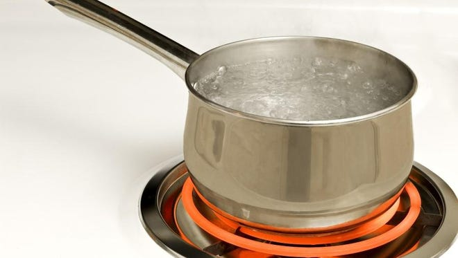 Residents are advised to boil water until further notice.