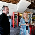 After rehabbing the store's interior, owners Jackie Bailey and Rob Bailey reopened Homegrown Food on South Pickwick Avenue.