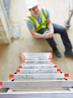 If the contractor has insurance or a bond, it covers the workers, as well as you. If they are injured and they do not have insurance you as the  homeowner can be liable for their injuries. The law does not require the contractors to carry insurance.
