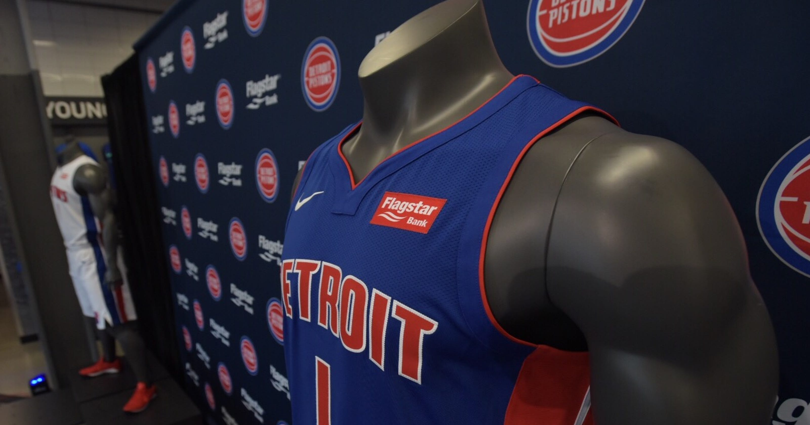 A big deal   Pistons add Flagstar Bank ad to jerseys ae149365c