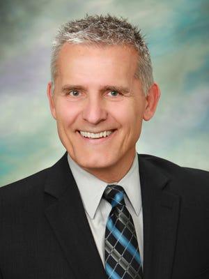 Chandler City Manager Rich Dlugas