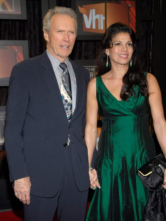 Clint Eastwood and wife Dina separate