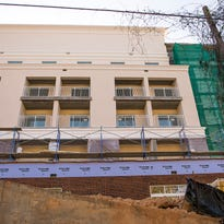 Asheville hotel boom echoes south