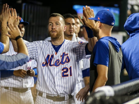 Todd Frazier has played nine seasons in the major leagues, earning two All-Star selections and was the 2015 MLB Home Run Derby winner.