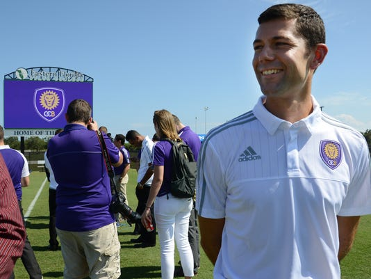 Orlando City Brings Team to Melbourne