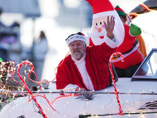 The 2016 Cape Coral Holiday Boat-A-Long is  Dec. 17 at Four Freedoms Park. The festivities begin at 4 p.m.