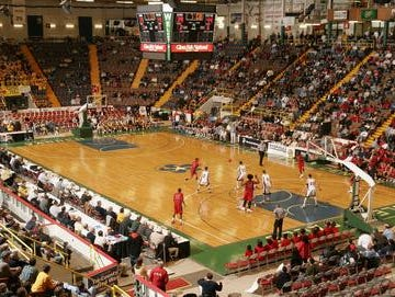 The Glens Falls Civic Center had played host to the state boys basketball tournament for 36 straight years. On Dec. 18, the NYSPHSAA awarded the tournament to Binghamton from 2017-19.