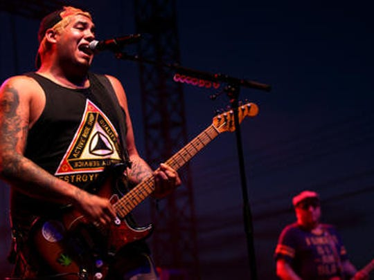 Sublime With Rome on the Stone Pony Summer Stage.