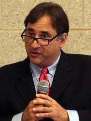 At-large Metro Councilman Jim Shulman