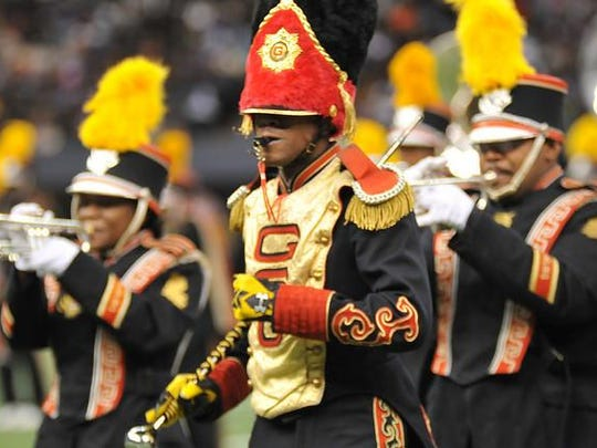 Grambling State University Marching Band