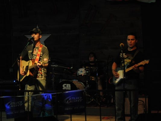 TC Frambo & the Copperheads playing the Neon Spur Friday